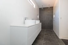 Bathroom Ralston Building